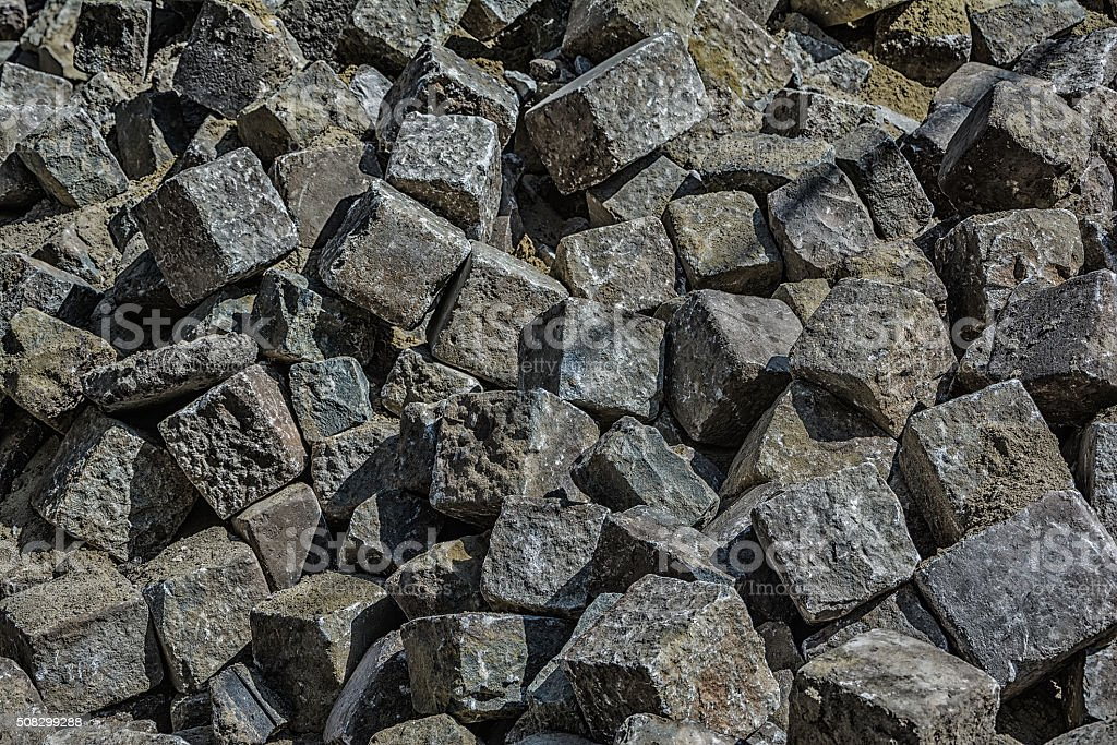 Pavestone background texture stock photo