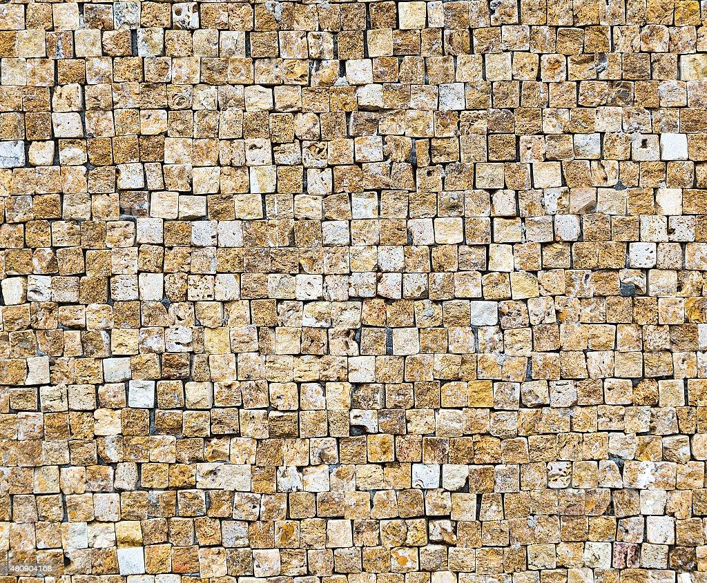 paving stone background stock photo
