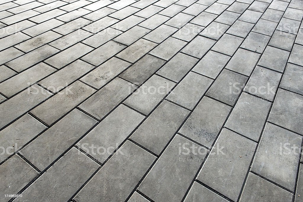 Paving Stones Background stock photo