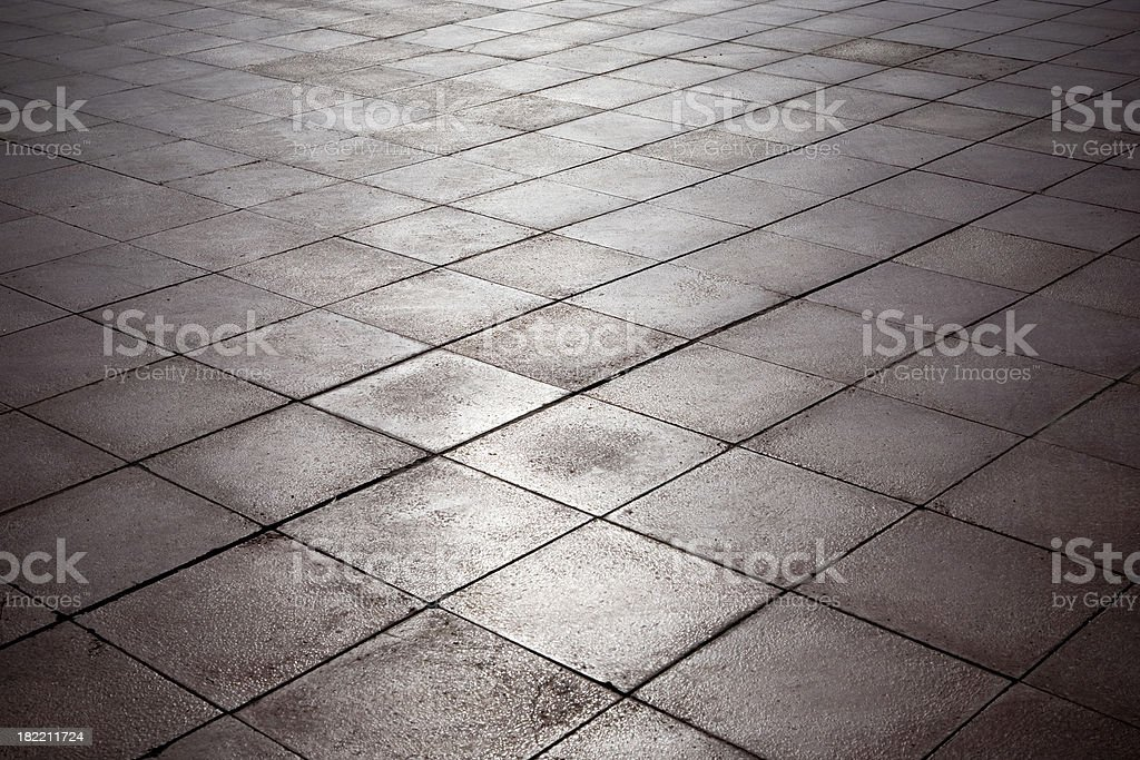 Paving Stones royalty-free stock photo