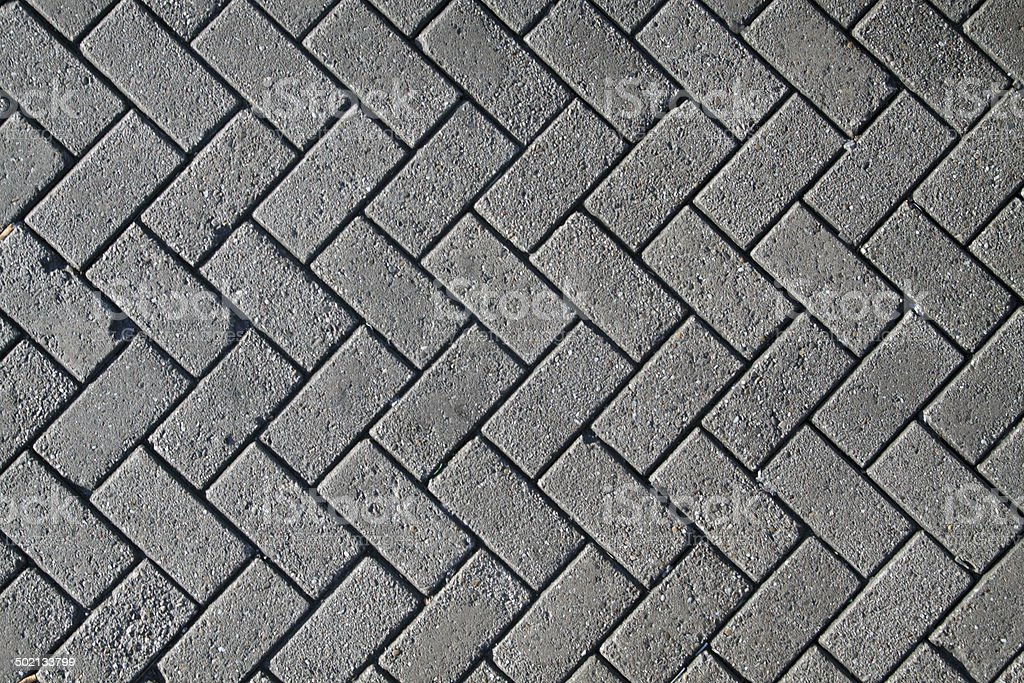 Paving stones. stock photo