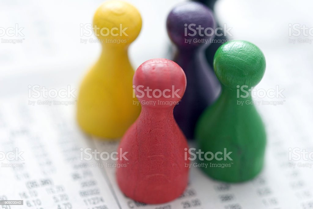 pawn royalty-free stock photo