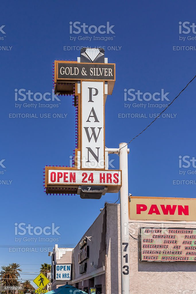 Pawn Stars (vertical) stock photo