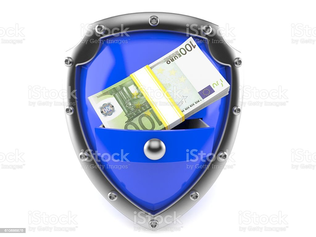 Pay for protection stock photo