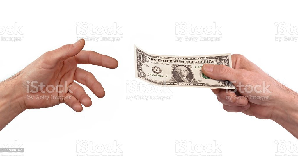 Paying concept. stock photo