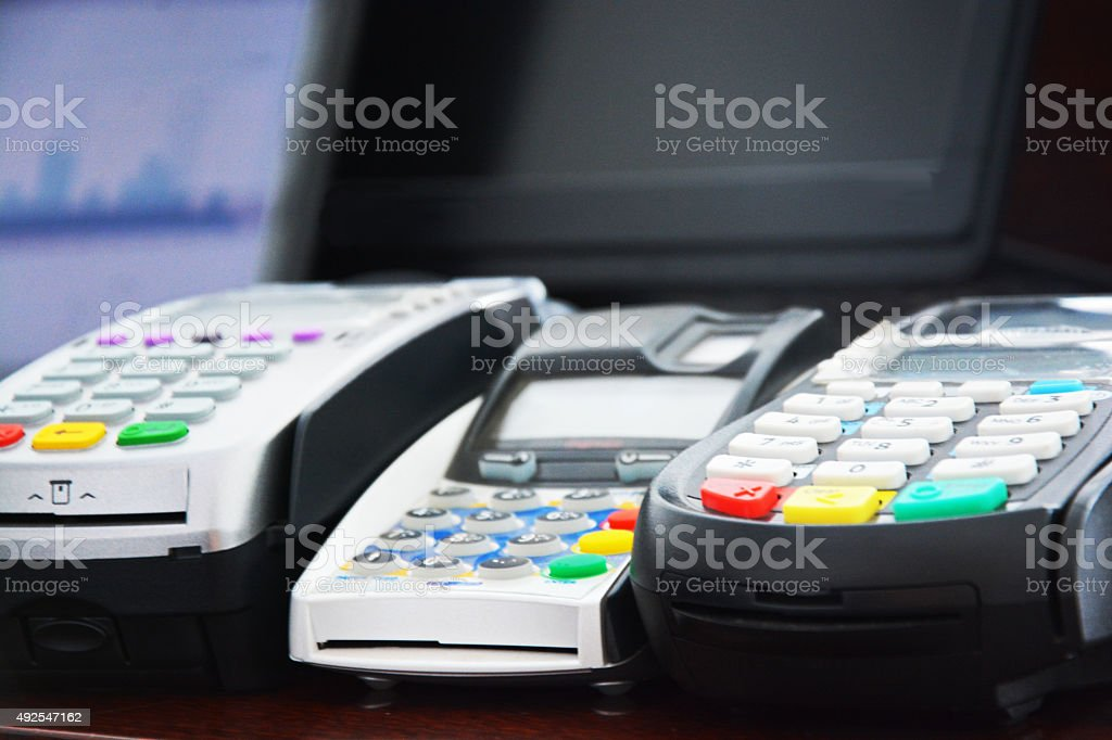payment central stock photo