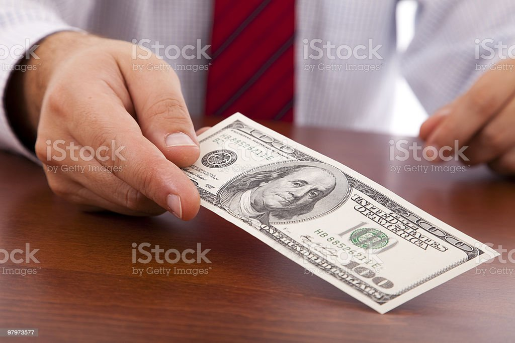 Payment day royalty-free stock photo