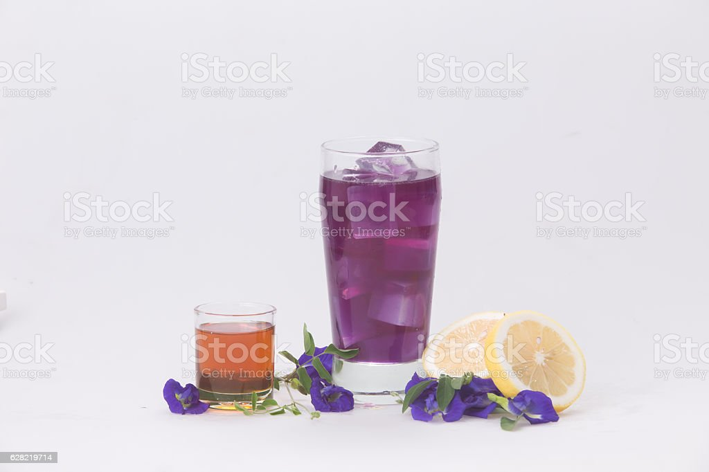 Pea and herb Thailand Cool and useful stock photo