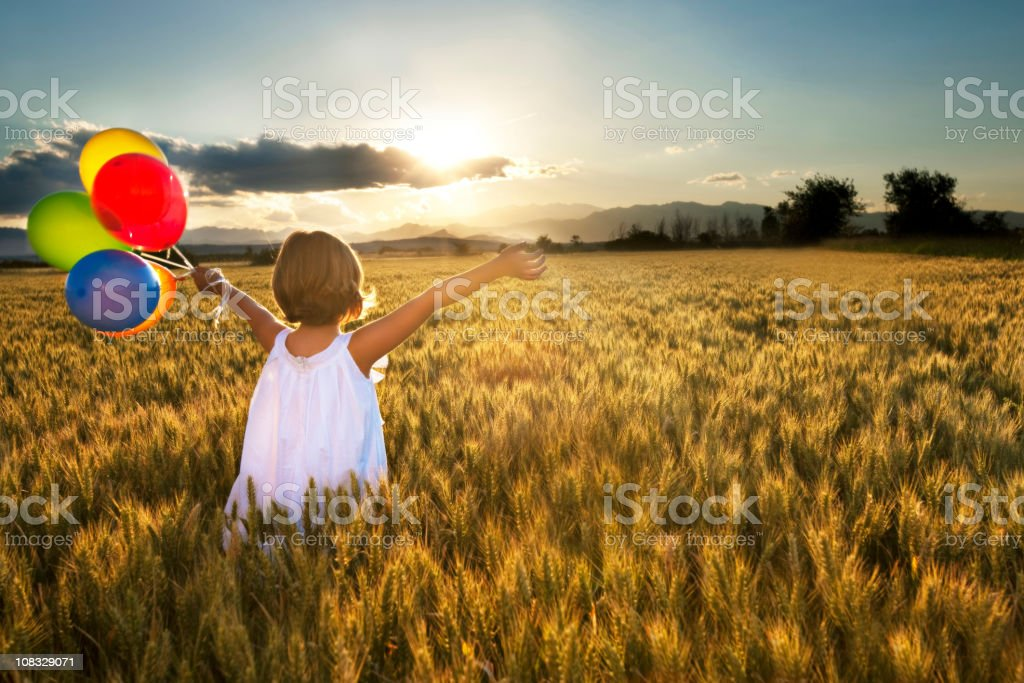 Peace royalty-free stock photo