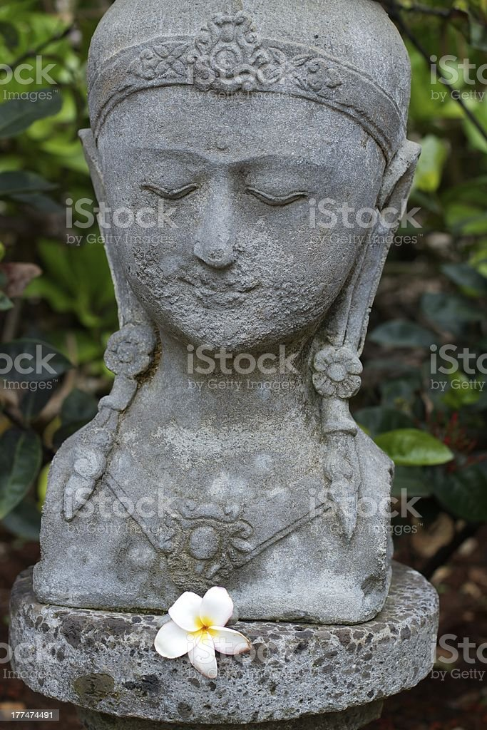 Peace Statue royalty-free stock photo