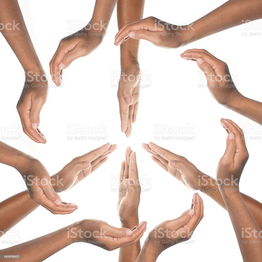 peace symbol royalty-free stock photo