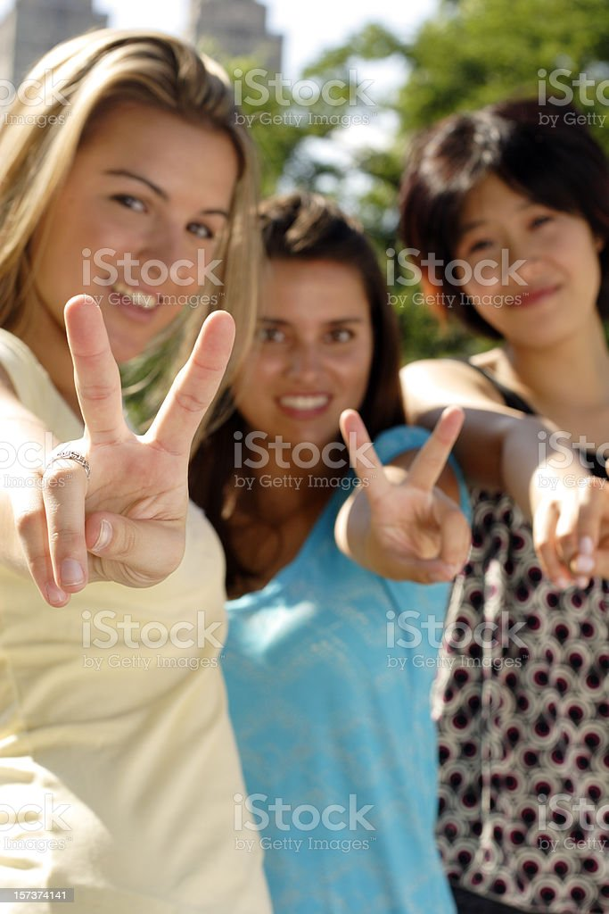 Peace to All royalty-free stock photo