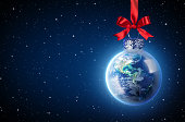 Peaceful Christmas All Over The World