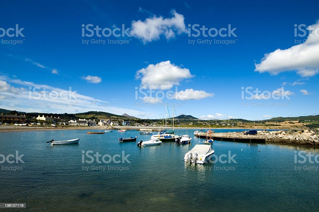 Peaceful Day royalty-free stock photo