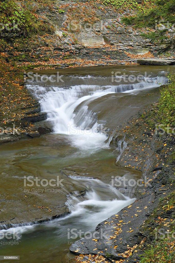 Peaceful Stream royalty-free stock photo