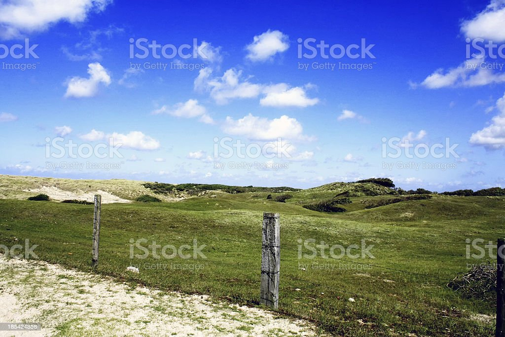Peacefull Landscape royalty-free stock photo