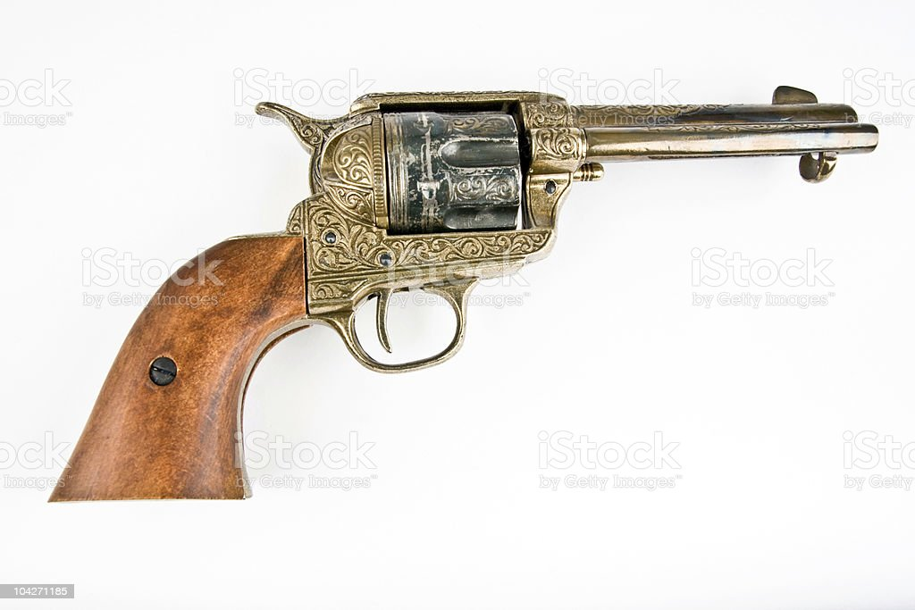 Peacemaker stock photo