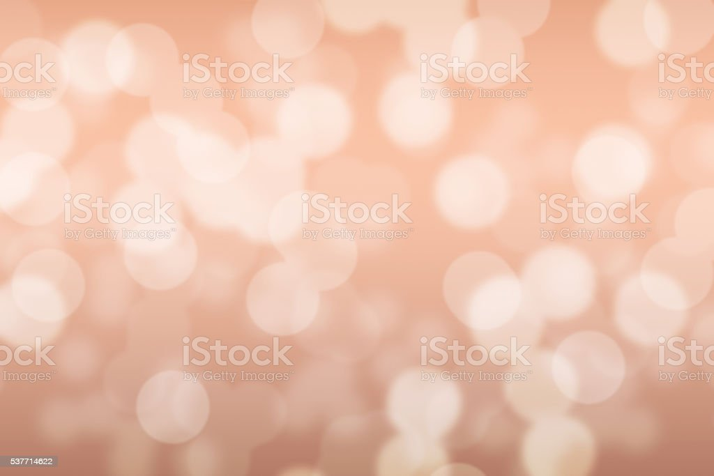 peach light blurred background stock photo