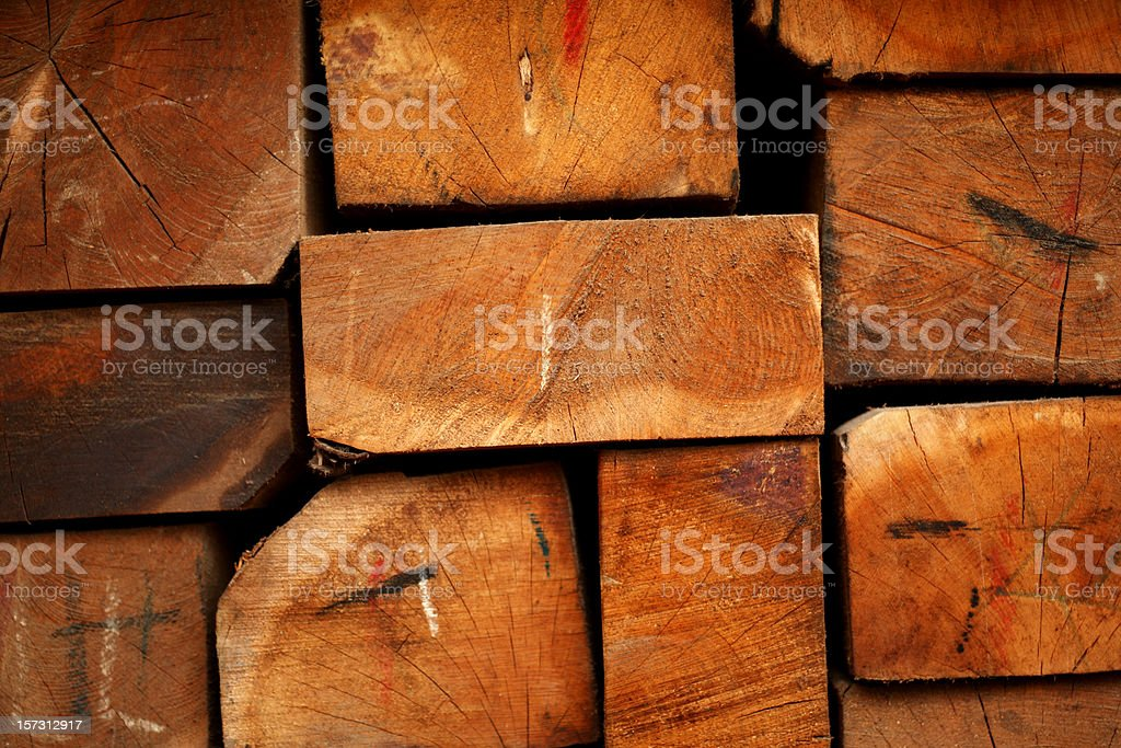 Peach wood royalty-free stock photo