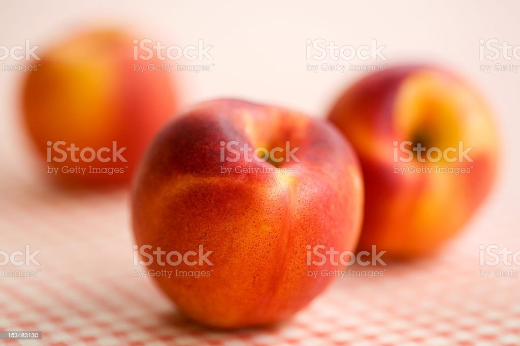 Peaches royalty-free stock photo
