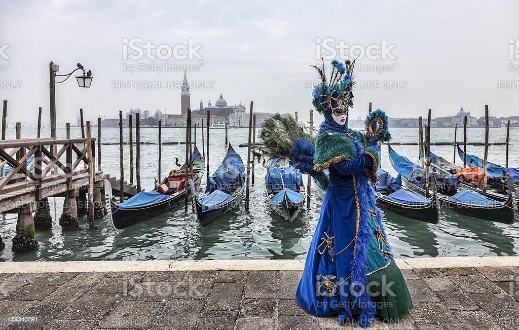 Peacock Disguise royalty-free stock photo