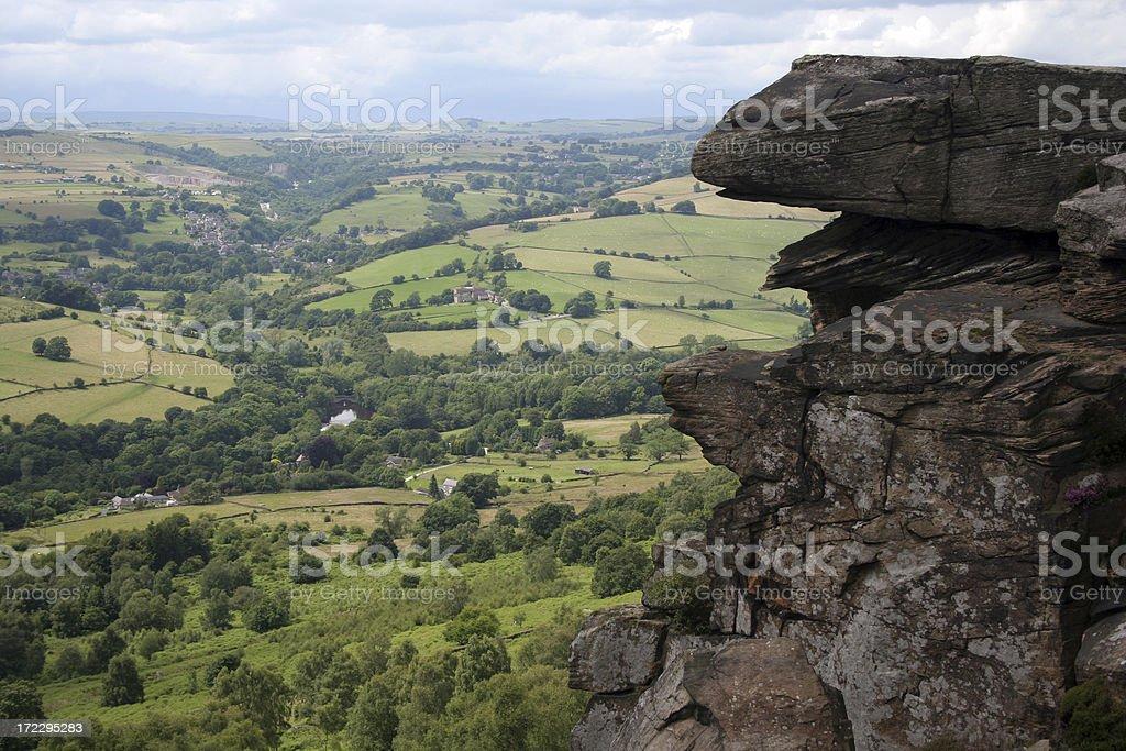 Peak District royalty-free stock photo