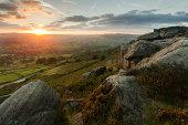 Peak District - Sunset