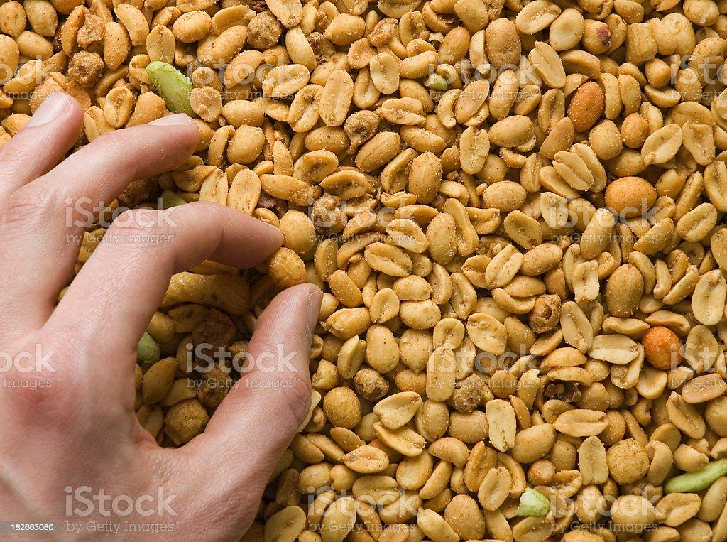 Peanut? #2 royalty-free stock photo