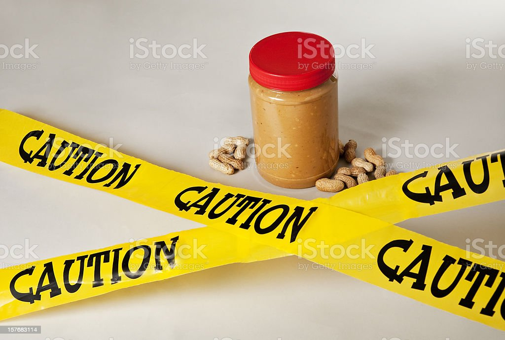 Peanut Allergy - 1 stock photo