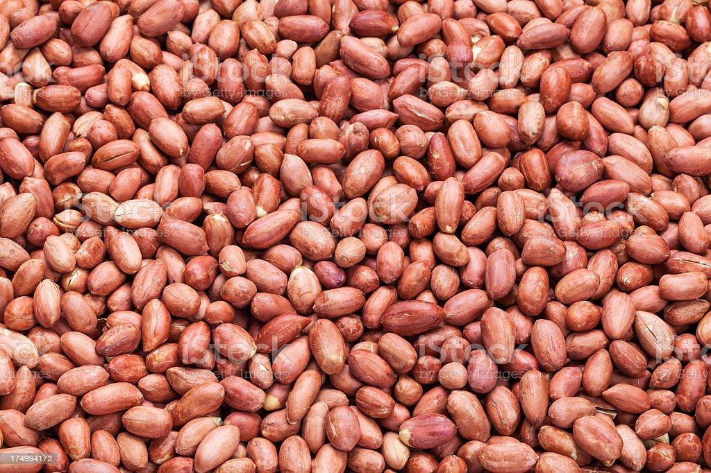 peanut background royalty-free stock photo