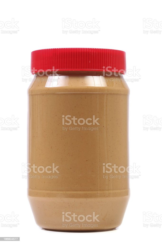 Peanut Butter..VIEW SIMILAR IMAGES stock photo