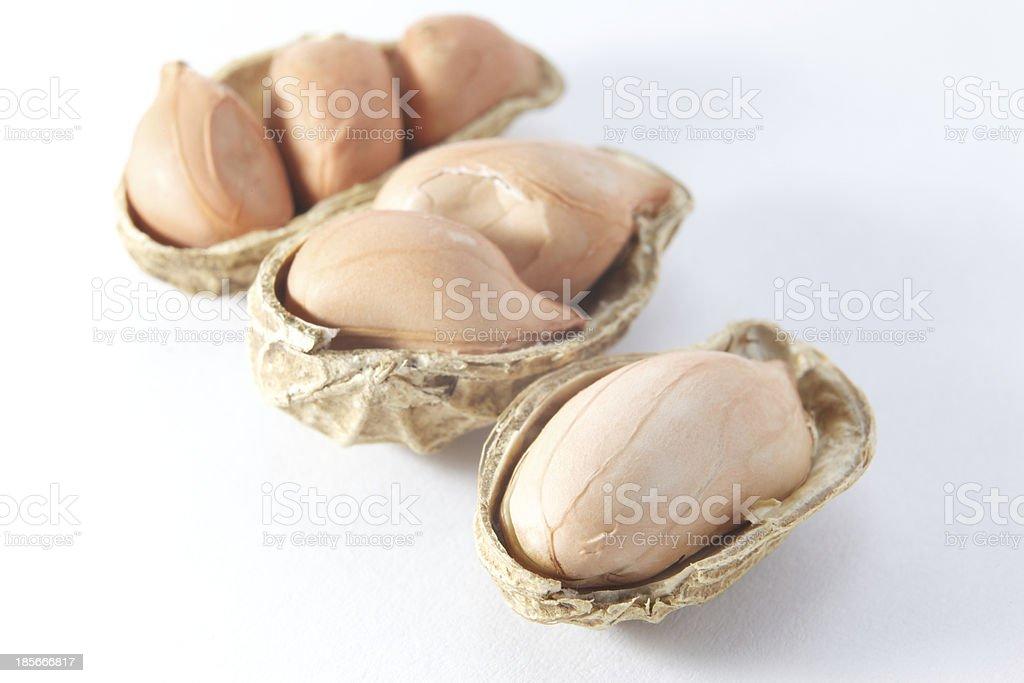 Peanuts 123 royalty-free stock photo