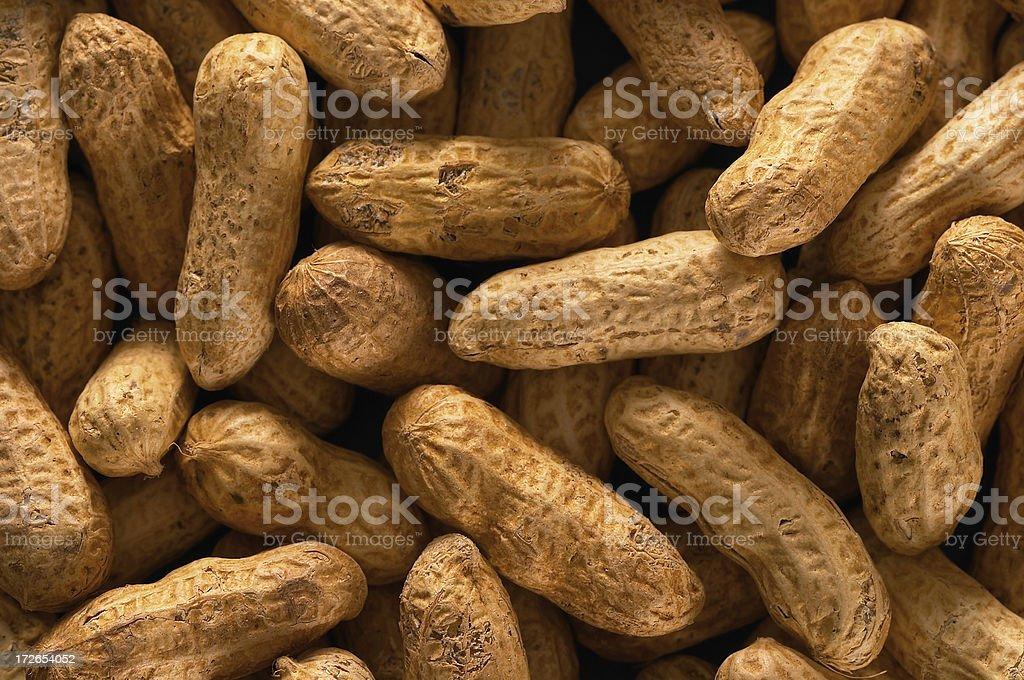 Peanuts, Snack royalty-free stock photo