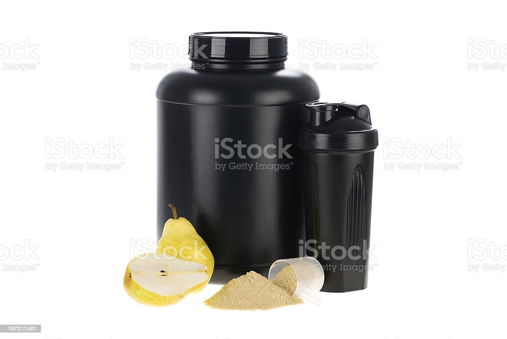 Pear flavoured royalty-free stock photo