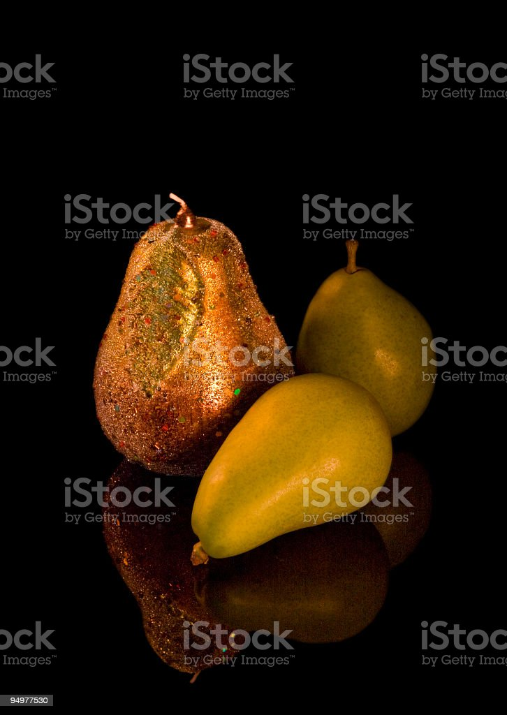 Pear Group royalty-free stock photo