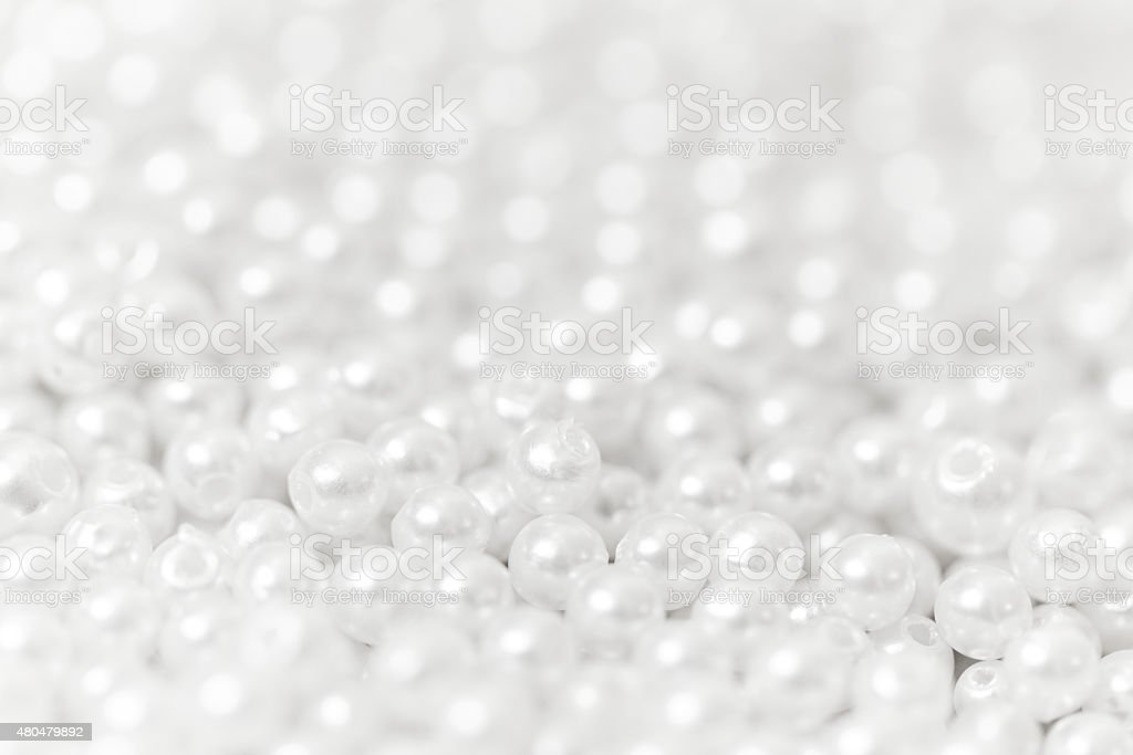 Pearl texture stock photo