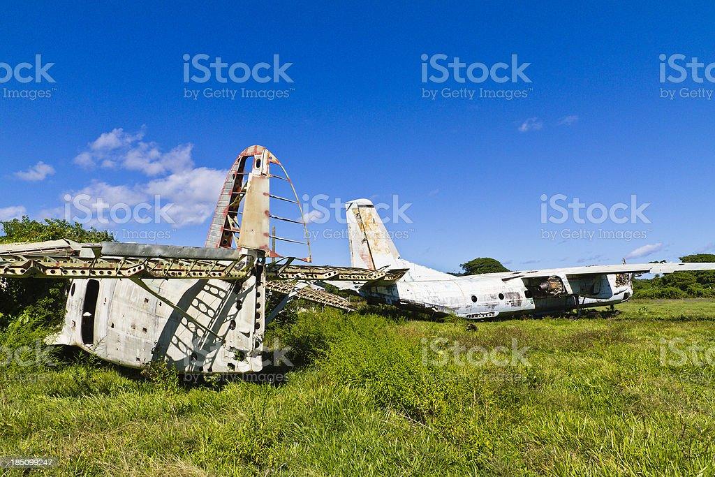 Pearls Airport. Grenada W.I. royalty-free stock photo