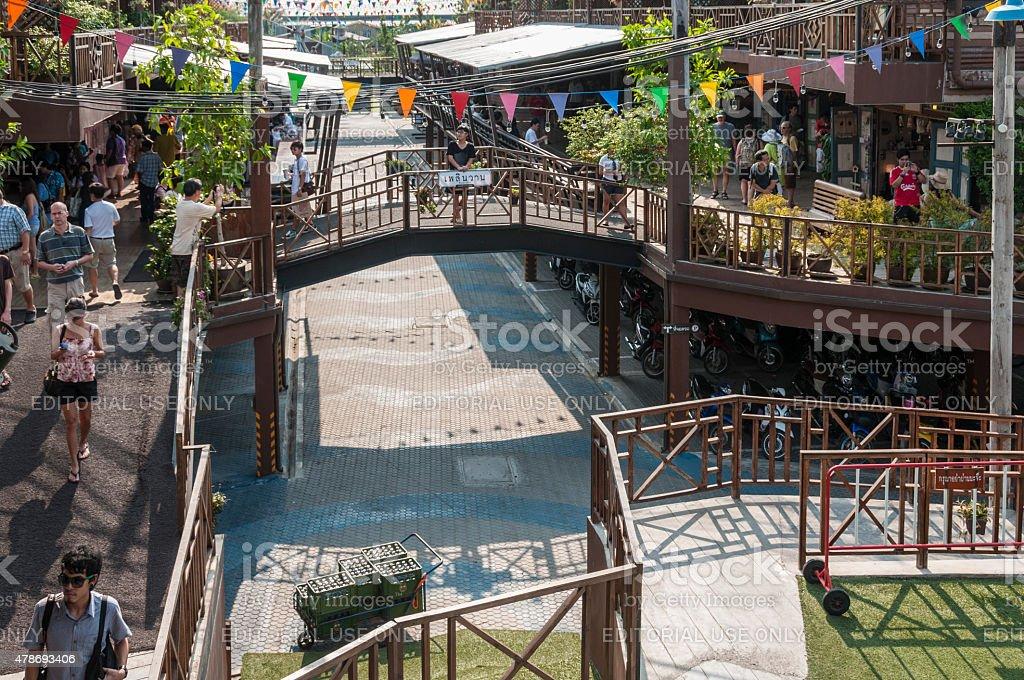 Pearn Wan In Hua Hin, Thailand stock photo
