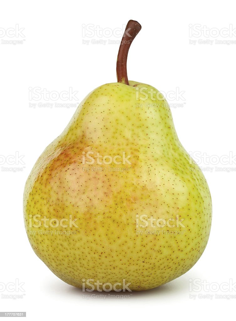 pears one stock photo