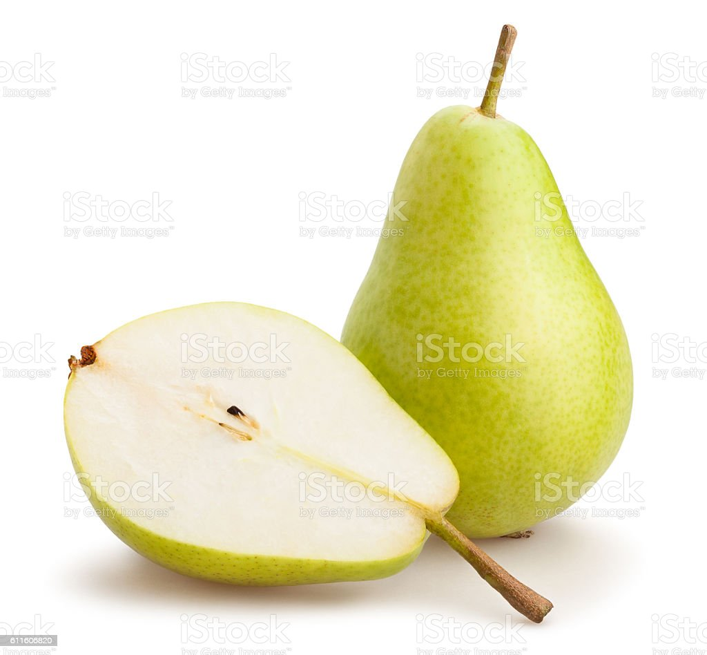 pears stock photo
