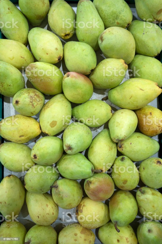 Pears wallpaper stock photo