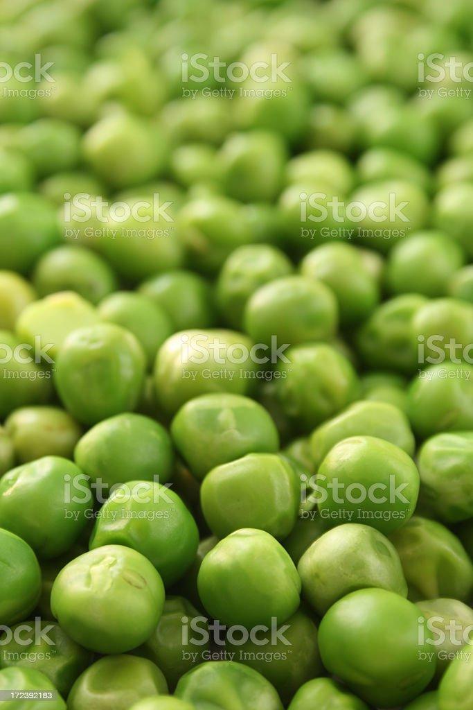 Peas background royalty-free stock photo