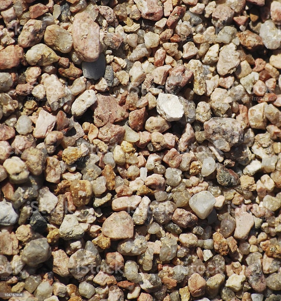 Pebble Background royalty-free stock photo