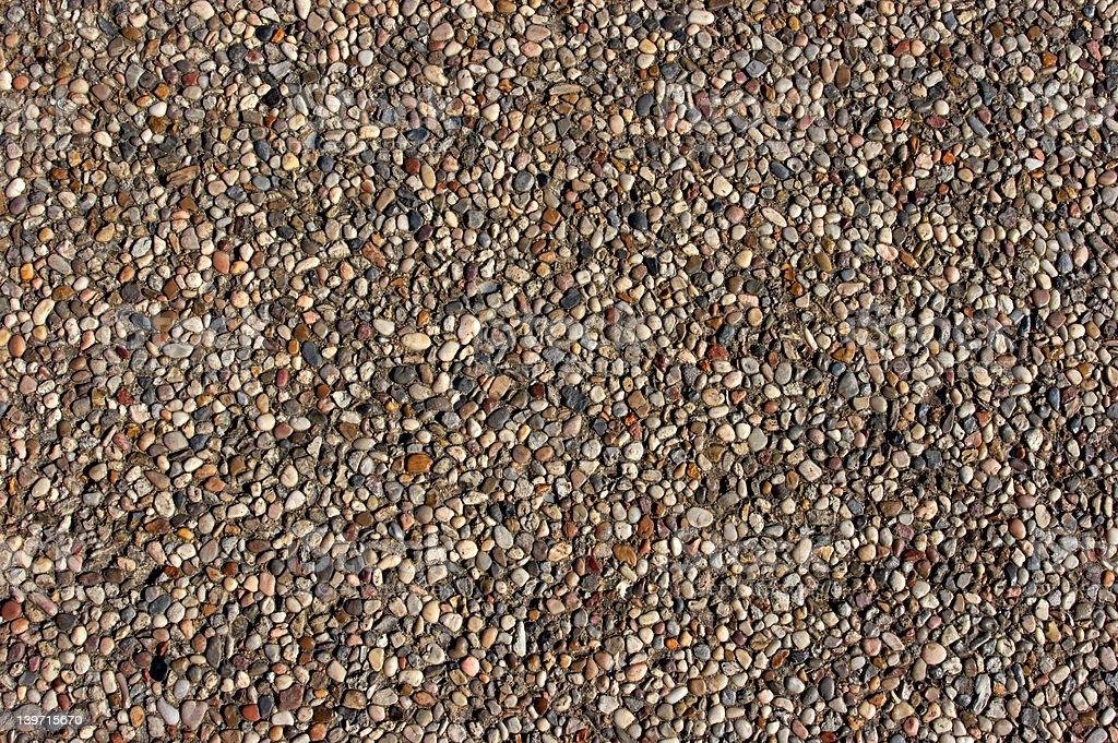 Pebble Background royalty-free stock photo