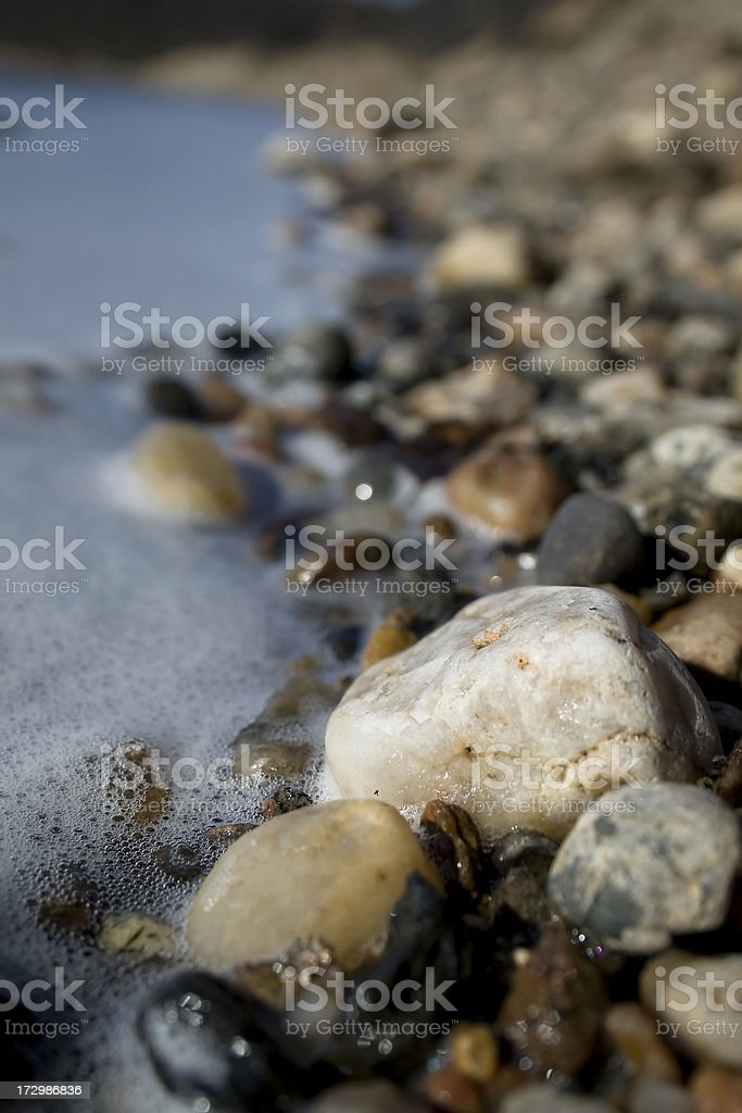 Pebble royalty-free stock photo