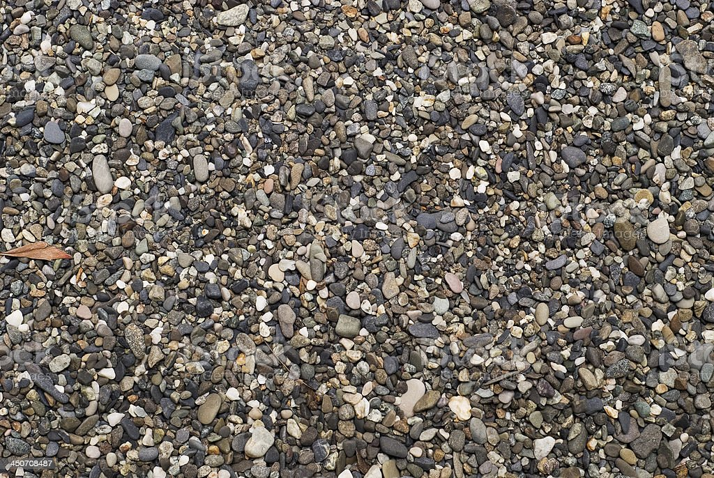 pebble sand royalty-free stock photo