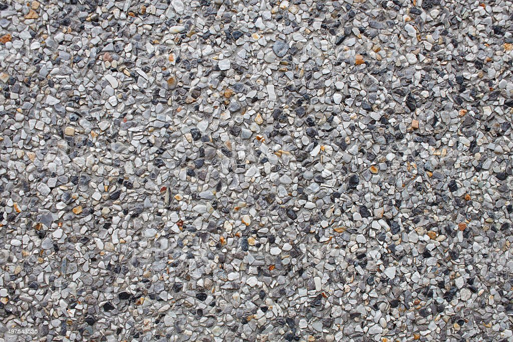 Pebble texture for pattern and background stock photo
