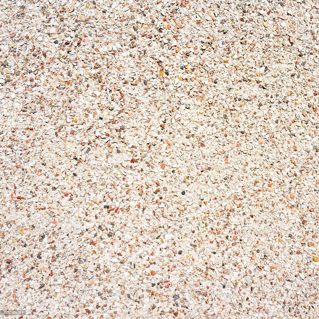 Pebbledash texture stock photo
