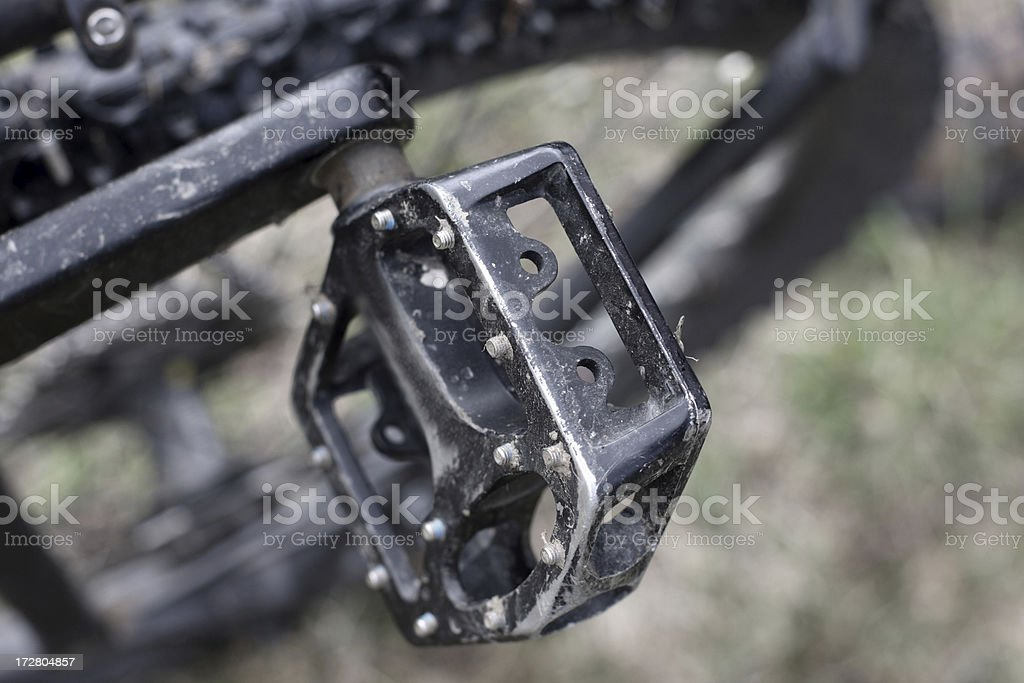 pedal stock photo