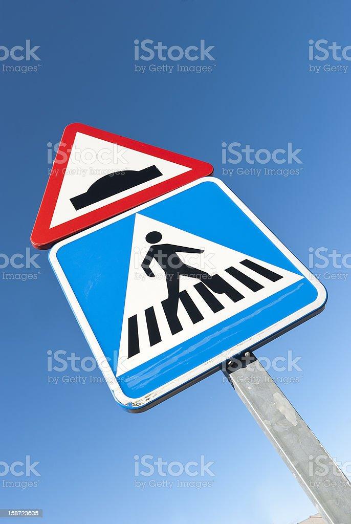 Paso de peatones - foto de stock